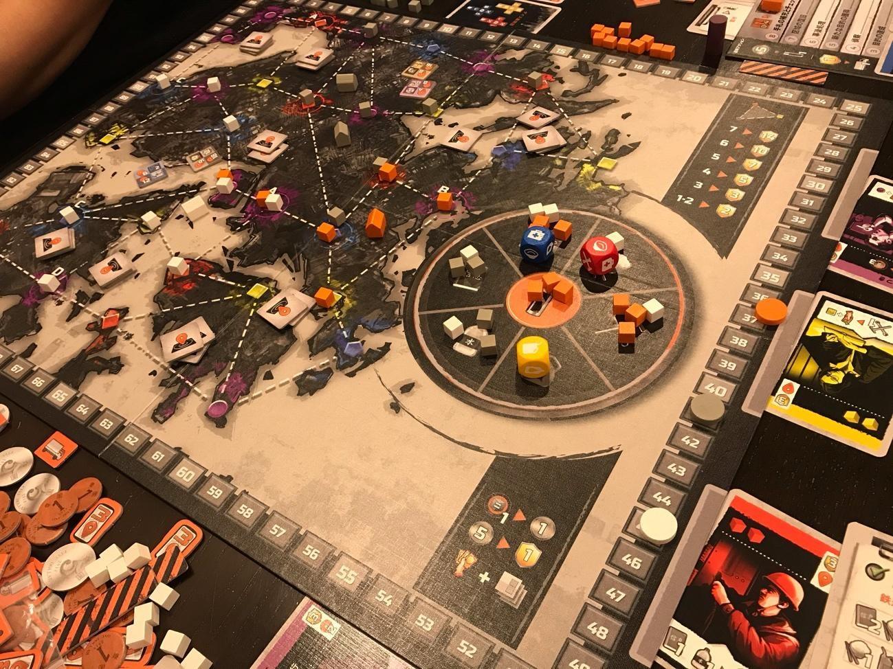 ブラックアウト香港 BLACKOUT:Hong Kong Eggert Spiele